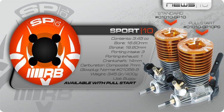 Linea Sport de RB Rb_sp10